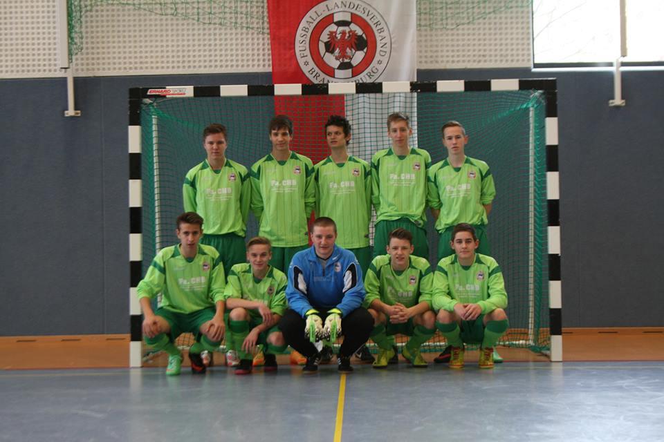 B1 Junioren Hallenlandesmeisterschaft 2014