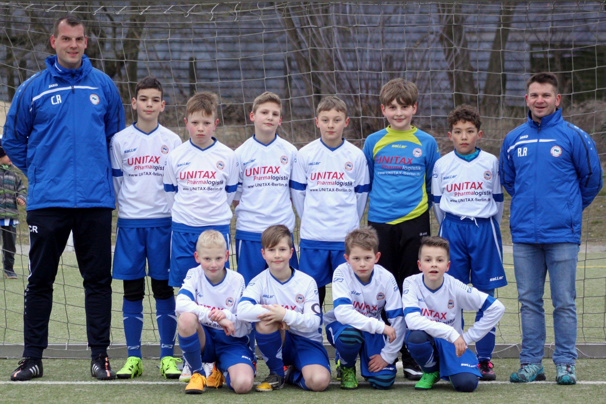 OFC E2 Saison 2015/16