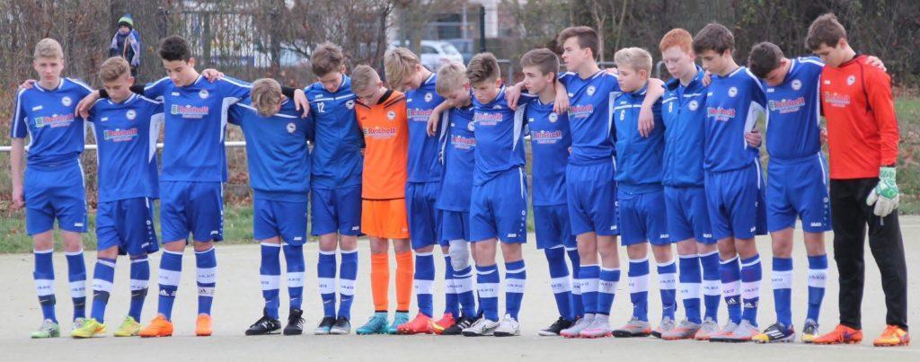 OFC C-Jugend I 9. Ligaspiel