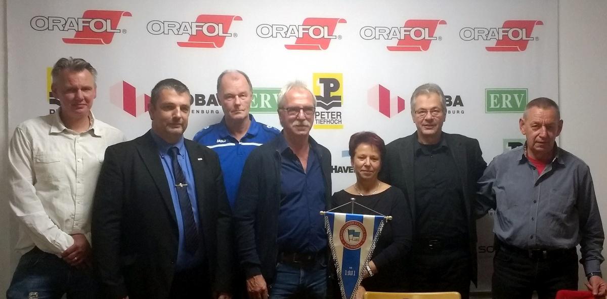 Neuer Vorstand des Oranienburger FC Eintracht